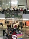 La dimostrazione di ribellione di estinzione fotografia stock libera da diritti