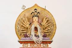 La diosa china de Guanyin Fotos de archivo