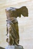 La diosa coa alas Nike Fotografía de archivo libre de regalías