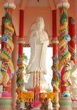 La diosa de la compasión y de la misericordia fotos de archivo libres de regalías