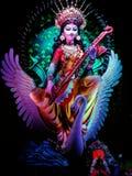 La diosa de la sabiduría foto de archivo libre de regalías