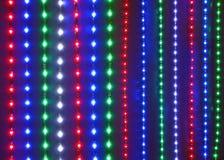 La disco abstraite raye le fond, discothèque, photographie stock