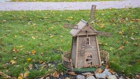 La disposition du moulin de vent Photo libre de droits