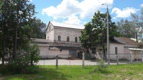 La distilleria Lubanski fotografia stock