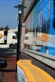 La distribution de camion Image libre de droits