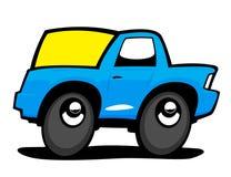 la distribution de véhicule illustration stock
