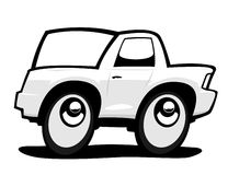 la distribution de véhicule Photo stock