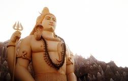 La divinità di Lord Shiva Immagini Stock Libere da Diritti