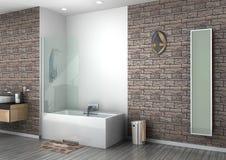 La doccia delle persone senza appuntamento Immagine Stock Libera da Diritti