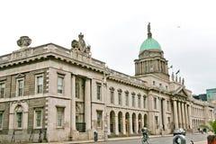La dogana Dublino, Irlanda Fotografia Stock