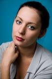 La donna Fotografia Stock Libera da Diritti