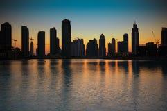 La Doubai, UAE. Immagini Stock Libere da Diritti