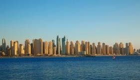 La Doubai, UAE Fotografia Stock