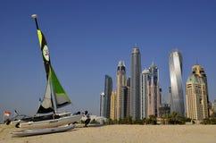 La Doubai, UAE Fotografie Stock Libere da Diritti