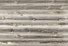 La doublure en bois embarque le mur texture brun clair en bois de chêne vieux panneaux de fond, modèle sans couture Planches hori photo libre de droits
