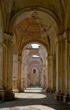 La du Guatemala de cathédrale de l'Antigua Photos libres de droits