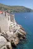 La Dubrovnik-Croatie Photos libres de droits