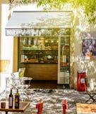 La Duchesse Aix-en-Provence van Boulangeriepatiserie Stock Afbeeldingen