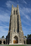 La Duke University Fotografia Stock Libera da Diritti