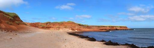 La dune du sud magdalen dedans l'île photo stock