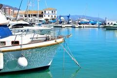 La Duquesa marina, Costa del Sol, Spain. Beautiful La Duquesa marina, Costa del Sol, Spain stock photography