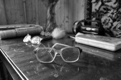 La edad avanzada no es joyfull Fotografía de archivo libre de regalías