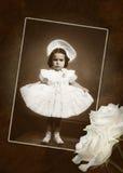 La edad de la inocencia Foto de archivo libre de regalías