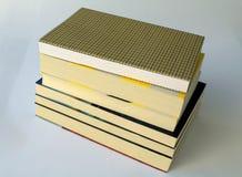La educación y la cultura son transmitidas por los libros foto de archivo libre de regalías