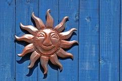La ejecución Sun Imagen de archivo libre de regalías