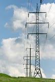 La energia elettrica fotografia stock libera da diritti