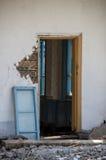 La entrada de la casa Fotografía de archivo
