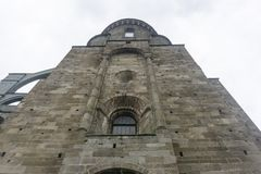 La entrada de los sacros di San Micaela, también conocida como santo M Fotos de archivo