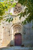 La entrada a la catedral Fotografía de archivo libre de regalías