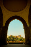 La entrada a la India, Bombay, la India Fotografía de archivo libre de regalías