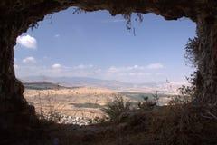Entrada de la cueva Imagen de archivo libre de regalías