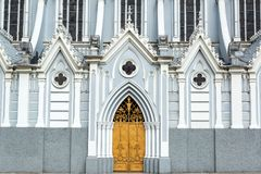La Ermita Church Closeup Stock Photography