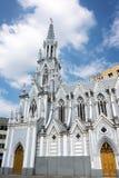 La Ermita Church Vertical View Royalty Free Stock Photos