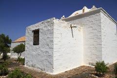 La ermita de San Agustín, Fuerteventura, Spain Stock Photo
