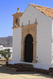 La ermita de San Agustín, Fuerteventura, Spain Royalty Free Stock Photos