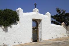 La ermita de San Agustín, Fuerteventura, Spain Stock Image