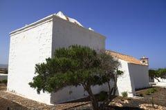La ermita de San Agustín, Fuerteventura, Spain Royalty Free Stock Image