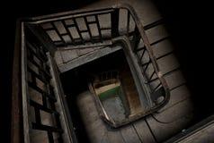 La escalera Fotografía de archivo libre de regalías
