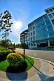 Campus de la escuela secundaria de Huayu Fotos de archivo