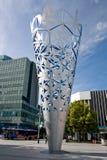 La escultura de la cáliz Imagen de archivo libre de regalías