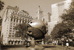 La esfera Fotografía de archivo libre de regalías