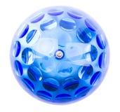 La esfera brillante para un disco Fotos de archivo libres de regalías