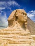 La esfinge de Giza foto de archivo