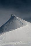 La esfinge en el Jungfraujoch Imagen de archivo