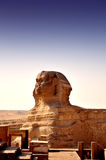 La esfinge grande Foto de archivo