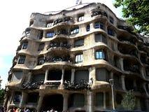 La España Barcelona Foto de archivo